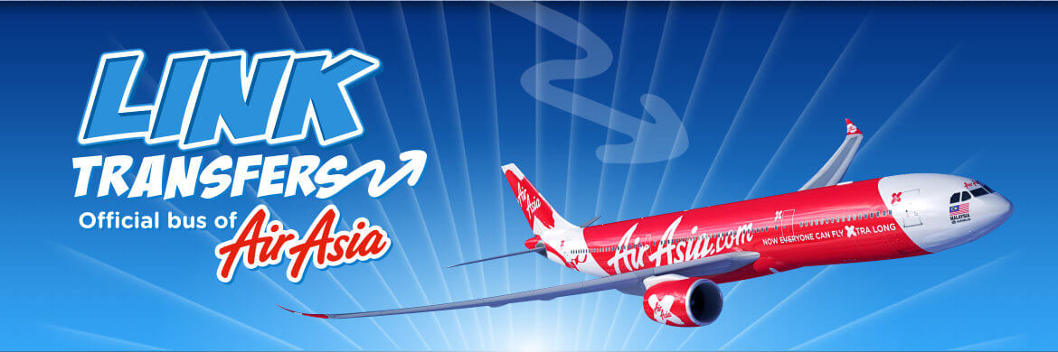 Official Bus of Air Asia