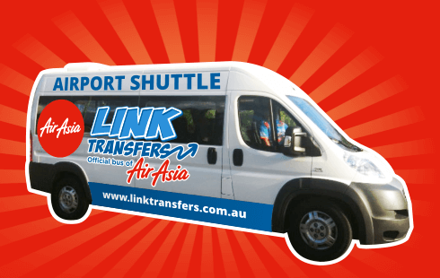 Cheap Airport Transfer Shuttle Bus In Coolangatta Brisbane